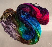 Load image into Gallery viewer, Chrysolina -  Hand Dyed Superwash Merino and Nylon Nomad Sock Yarn
