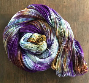 Amethyst Cathedral - Nomad Sock