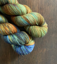Load image into Gallery viewer, Yellow Labradorite- Nomad Sock Yarn