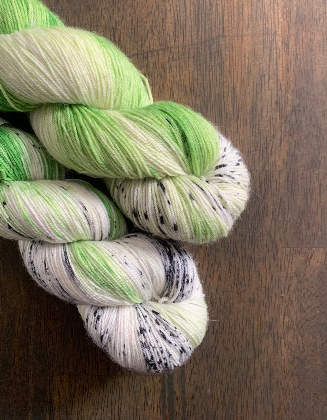 Soursop- Nomad Sock Yarn