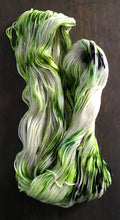 Load image into Gallery viewer, Green Hell- Merino Wool Essential Dk yarn