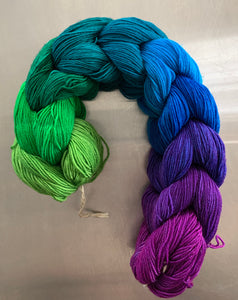 Shadow Rainbow- Nomad Sock Kittens Mini Set