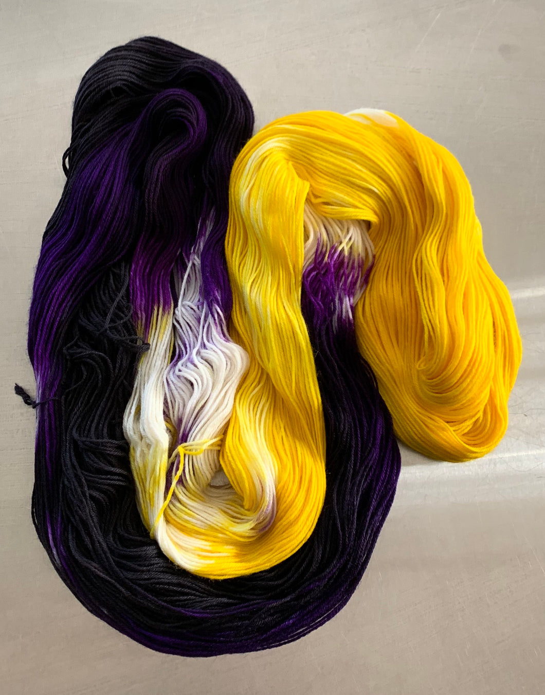 Non-Binary - Nomad Sock Yarn