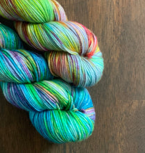 Load image into Gallery viewer, Unicorns VS. Narwhals- Essential DK Yarn
