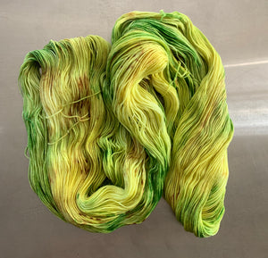 Star fruit- Nomad Sock Yarn