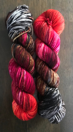 There Is A Light-  Merino Wool Essential Dk yarn