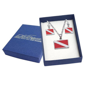 Dive Flag Gift Box SET018
