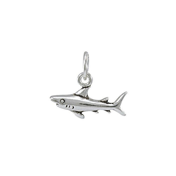 Shark Sterling Silver Charm TC525