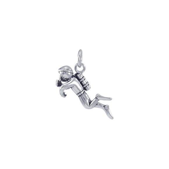 Divers Sterling Silver Charm TC593 - Charms