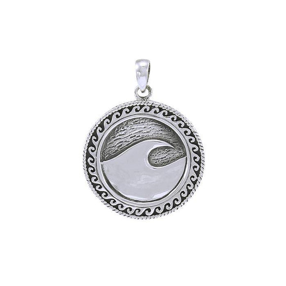 The Seafarer Sterling Silver Pendant TP134