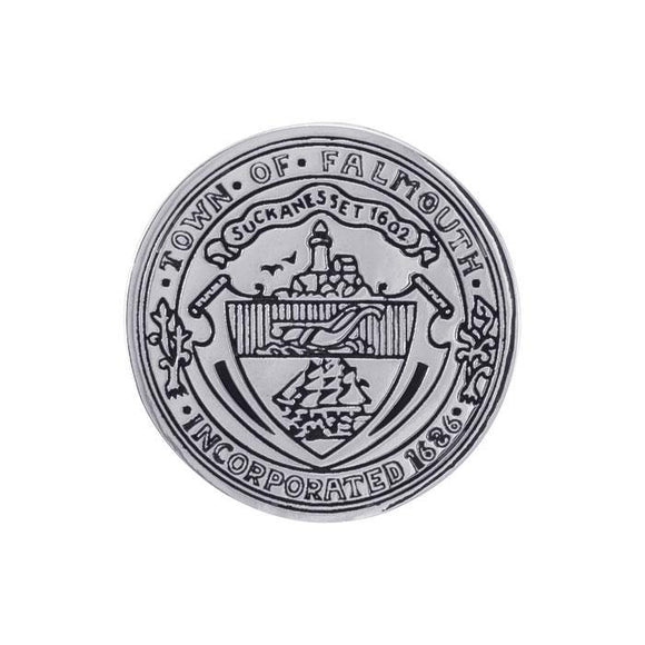 Town of Falmouth Silver Coin TPD4430