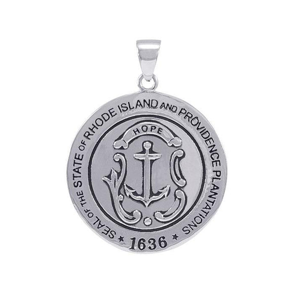 Seal of State of Rhode Island and Providence Plantations TPD4452