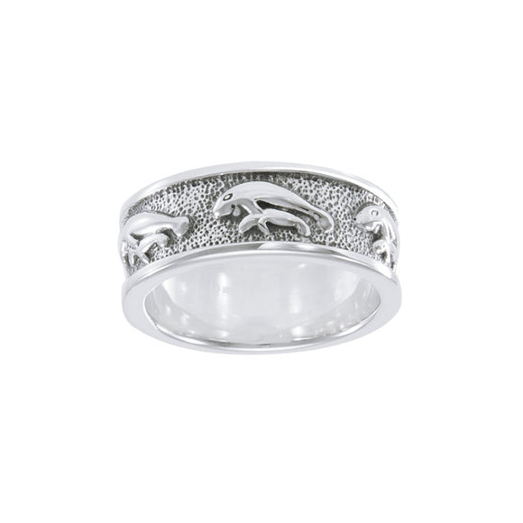 Mother Manatee Ring TRI034 - Rings