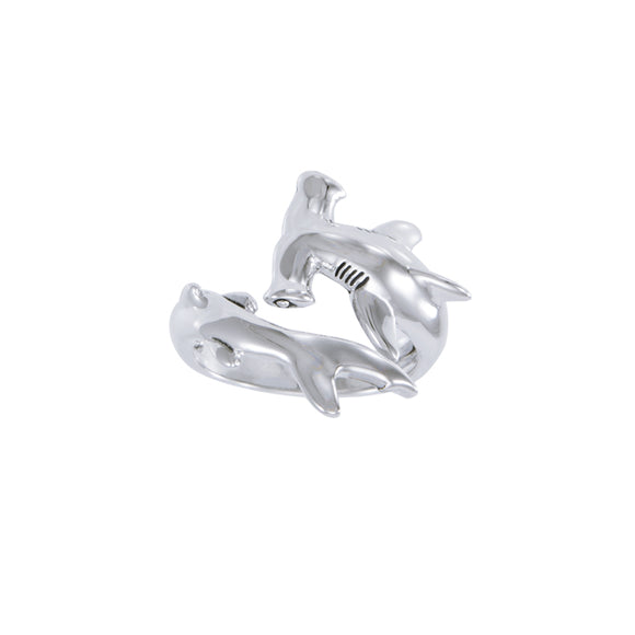 Hammerhead Shark Ring TRI1614 - Rings