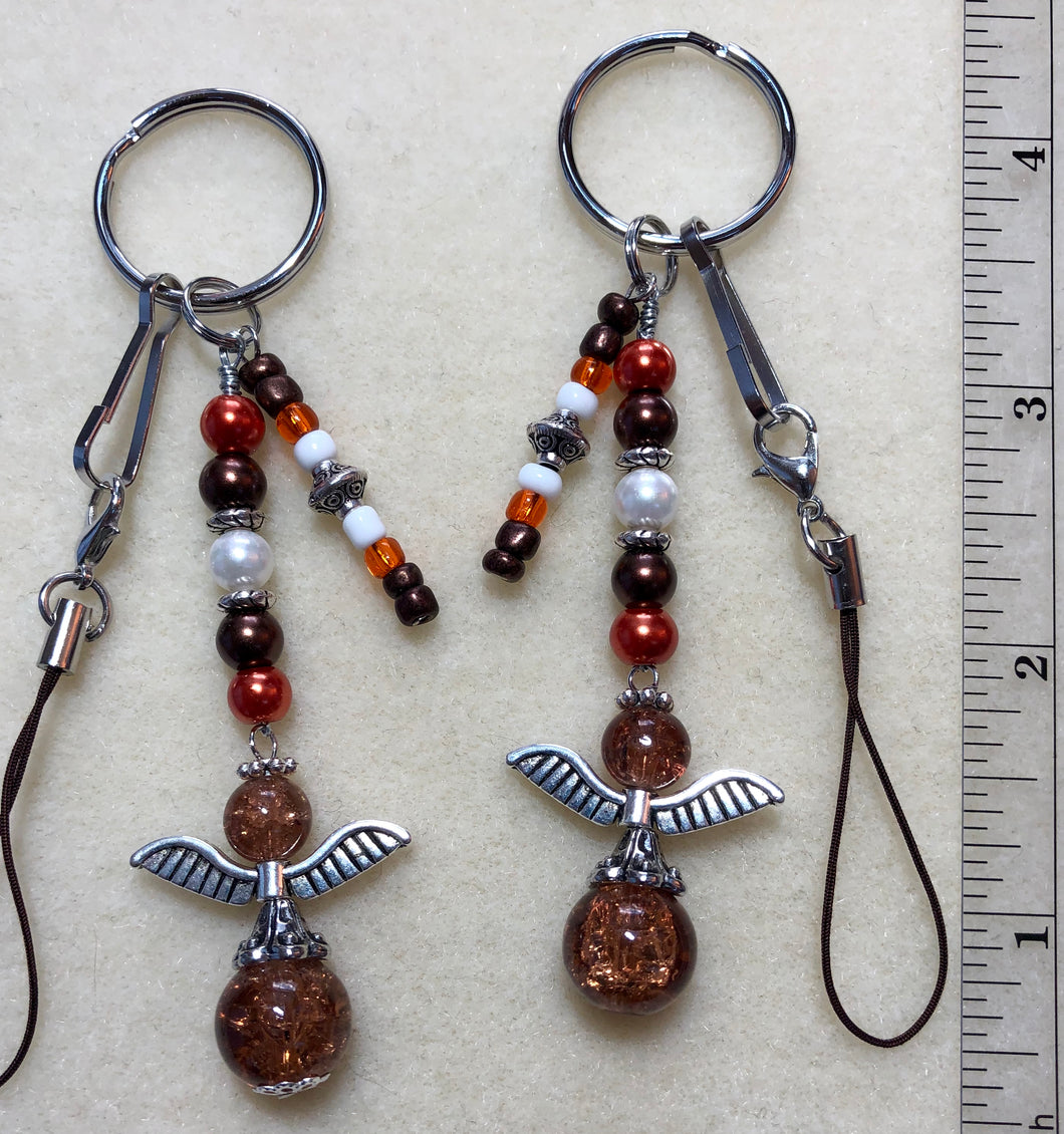 Key Chain/Zipper Pull