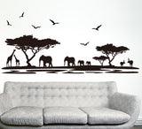 Grasslands Wall Stickers