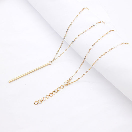 Fashion Stick Necklace