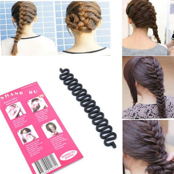 French Hair Braiding Tool