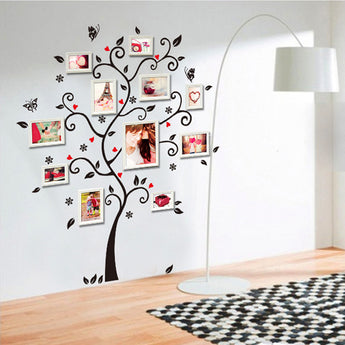 Picture Frame Tree Wall Sticker