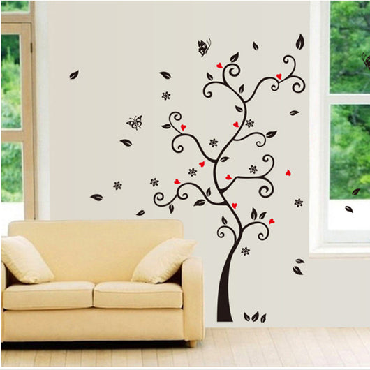 Picture Frame Tree Wall Sticker – savvy-women.com 80d36b334