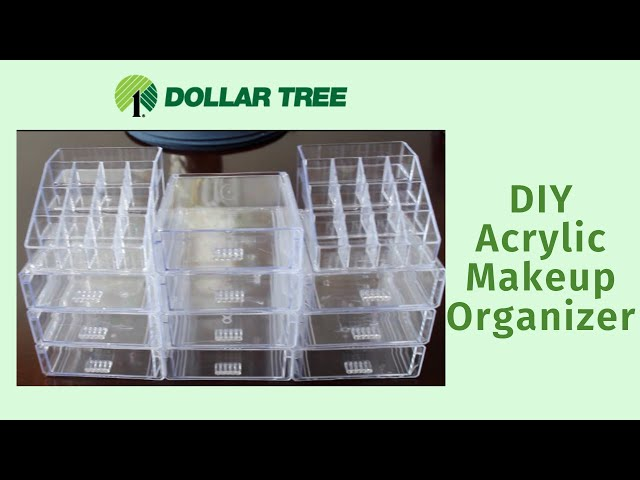 Hey loves, so I got so tired of my bathroom counter being so unorganized with makeup everywhere that I decided to get an acrylic organizer without spending ...
