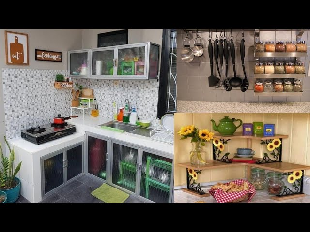 Hello Friends   , In this video you can get great ideas to organise your kitchen and get some unique idea for ur home...