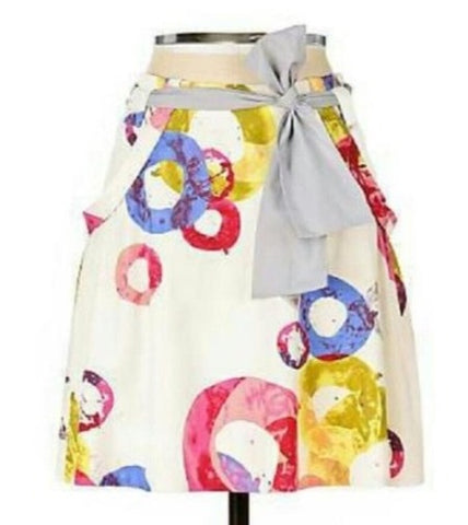 ANTHROPOLOGIE FEI O-RING SKIRT - 6