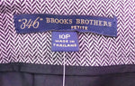 BROOKS BROTHER NEW HERRINGBONE SKIRT - 10P