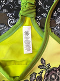 ATHLETA PAVRITA PAISLEY TANK - LARGE