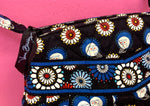 VERA BRADLEY NIGHT OWL HANNAH RETIRED BAG