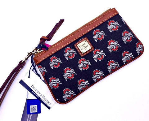 OHIO STATE OSU BUCKEYES DOONEY & BOURKE NEW WRISTLET