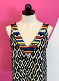 THML TRIBAL TOP - M/L