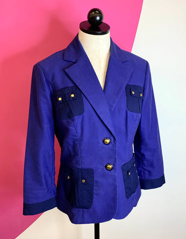 CABI BLUEBERRY RESORT JACKET - 6
