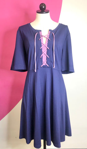 ANTHRO MAEVE RENAISSANCE DRESS - XL