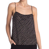 PARKER NEW MULTI SEXY SEQUIN CAMI - XS/S