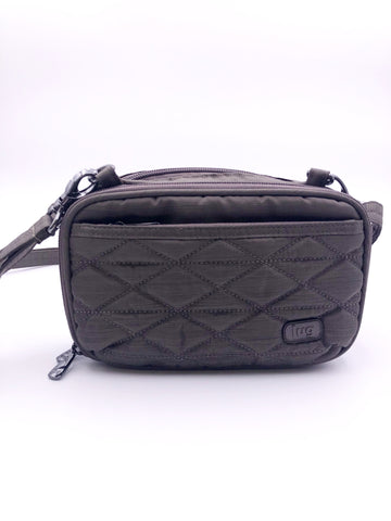 LUG RFID QUILTED BELT CONVERTIBLE CROSSBODY