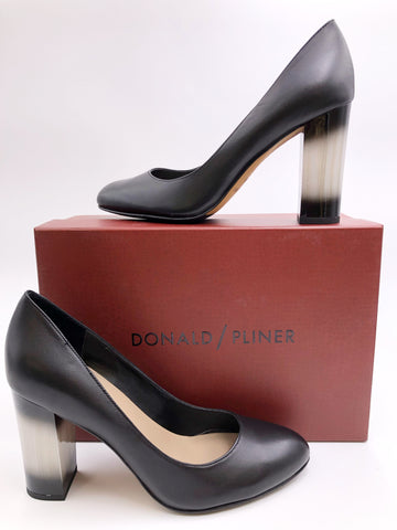 DONALD J PLINER NEW HADLEY BLOCK PUMPS - 8.5
