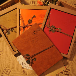 Small Vintage Sketchbook/Notebook