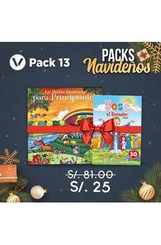 Image of PACK NAVIDEÑO 13