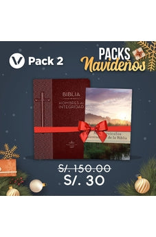 Image of PACK NAVIDEÑO 2