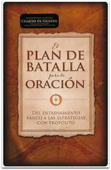 Image of El Plan De Batalla Para La Oracion (China)