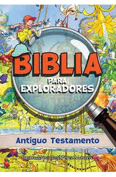 BIBLIA EXPLORADORES AT LOOK &