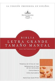 Image of RVR 1960 Biblia Letra Grande Tamano Manual 9781586408244