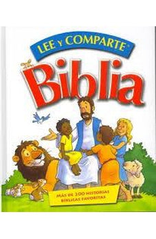 Biblia Lee Y Comparte By Grupo Nelson