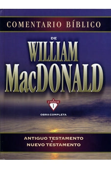 Comentario Biblico De Willian Macdonald