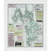 Muskoka Local Business Map II (qty of 1 in stock)