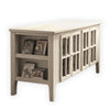 Linen Entertainment Console (qty of 1 left)