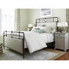 Dogwood - Paula Deen Home - Upholstered Metal Queen Bed
