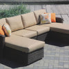 Portfino 5 Piece Sectional (qty of 1 left)