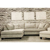 Sectional - Loveseat & Chaise (qty of 1 left)